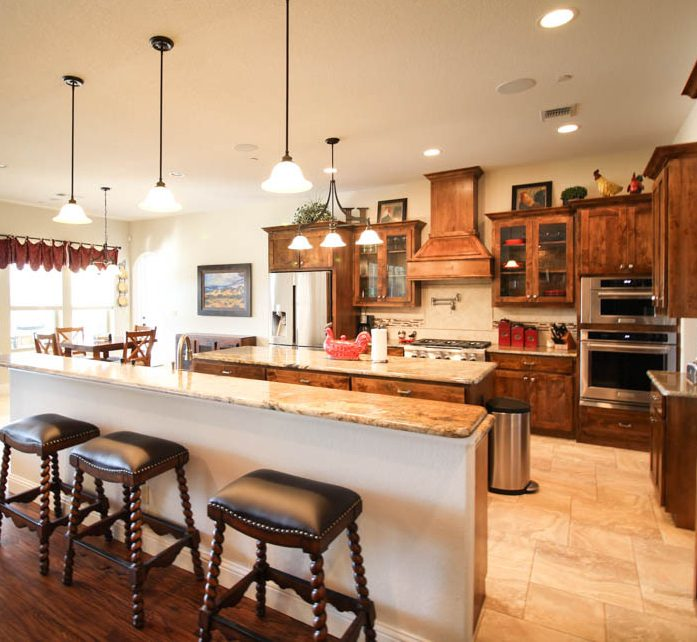 custom homes, colleyville kitchen remodel