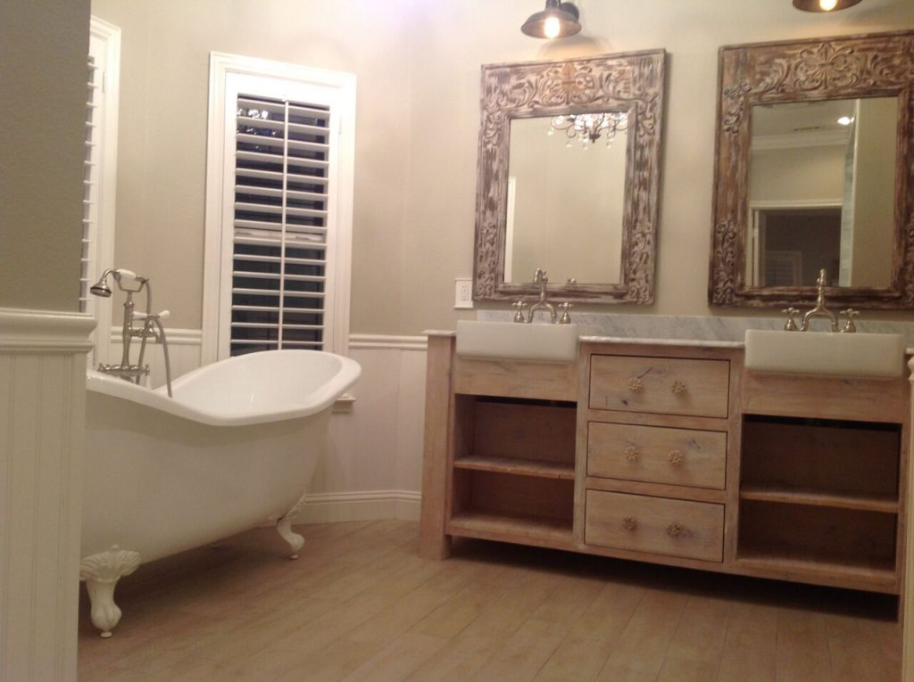 colleyville bathroom remodel