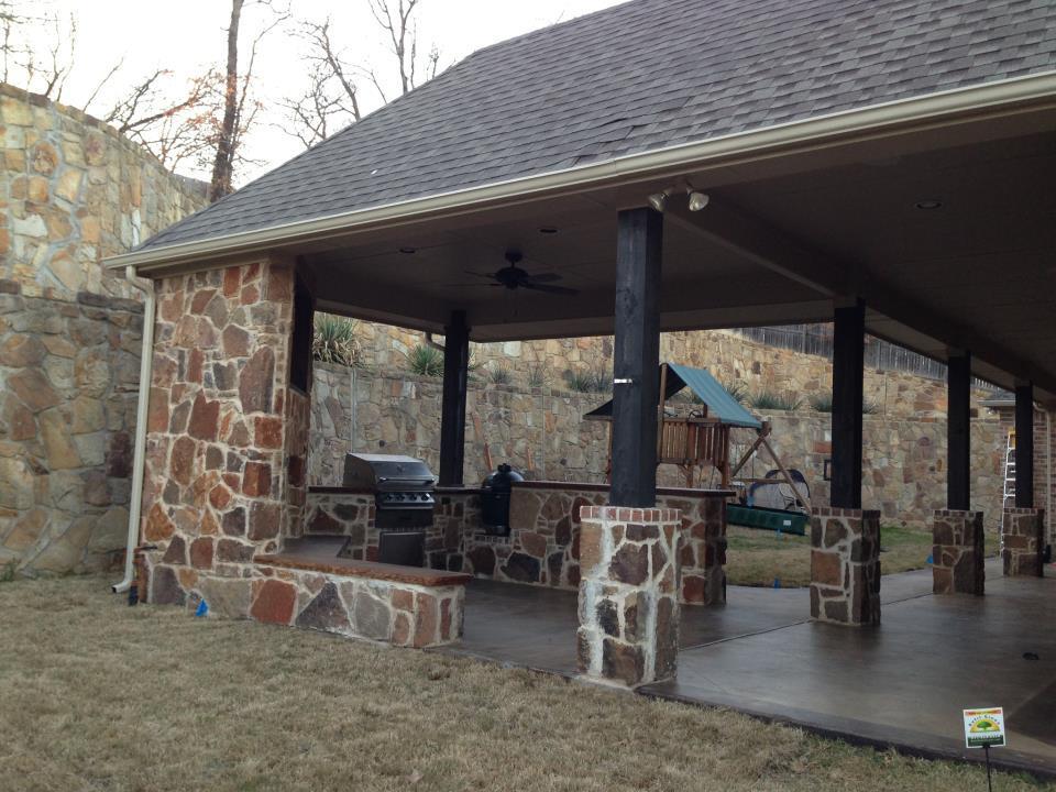 keller patio remodeling