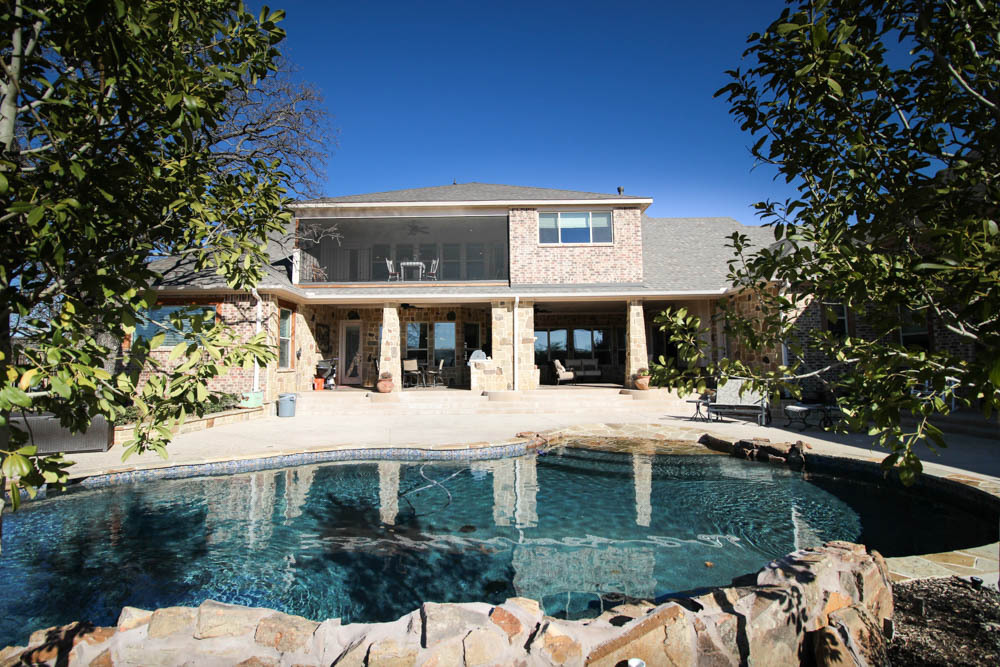 custom homes & colleyville patio remodeling