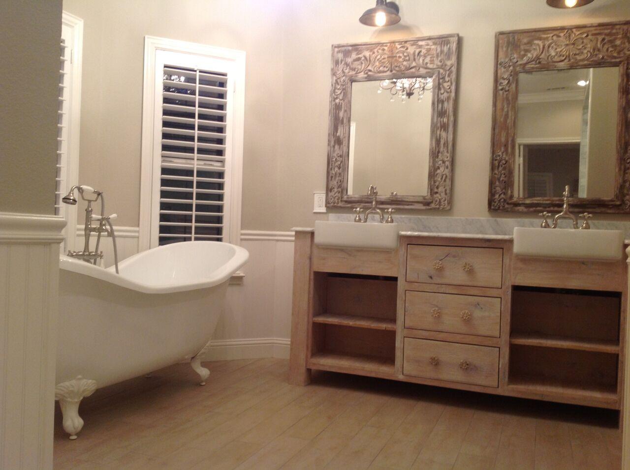 colleyville bathroom remodel