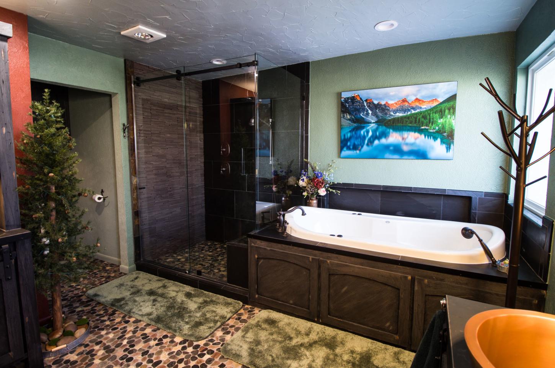 colleyville bathroom remodeling